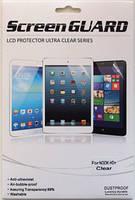 Защитная пленка для планшета Barnes&Noble Nook HD+ 9 Глянцевая