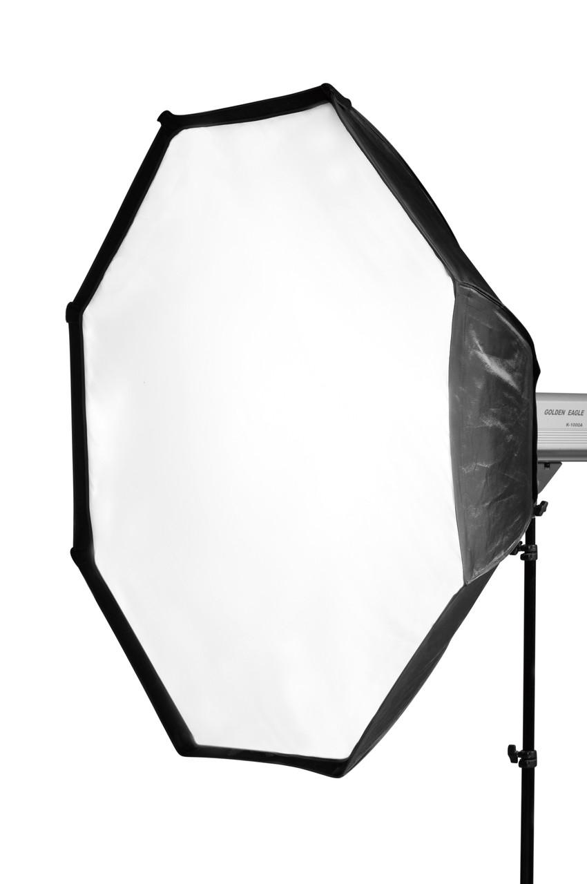 Складной софтбокс - зонт диаметр 60 см Mingxing