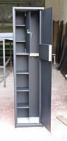 Сейф Оружейный СО 1400/2уТП удлинённый трейзер для хранения Двух Ружей высотой до 1300 мм
