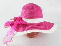 Шляпа соломенная Лагже