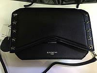 Сумка Кожаный женский клатч LUx качества реплика бренда Givenchy