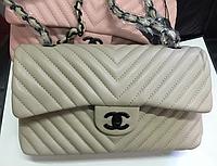Сумка Женский клатч реплика Chanel кожа Lux