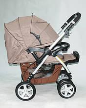 Новая прогулочная коляска Geoby C980H - компактно и удобно