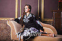 Модное стильное вечернее платье  бохо вышиванка лен, этно, бохо шик, вишите плаття, на свадьбу, выпускное плат