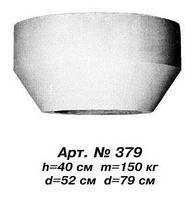 Колонны Капитель D=52 см, D=79 см, Н=40 см