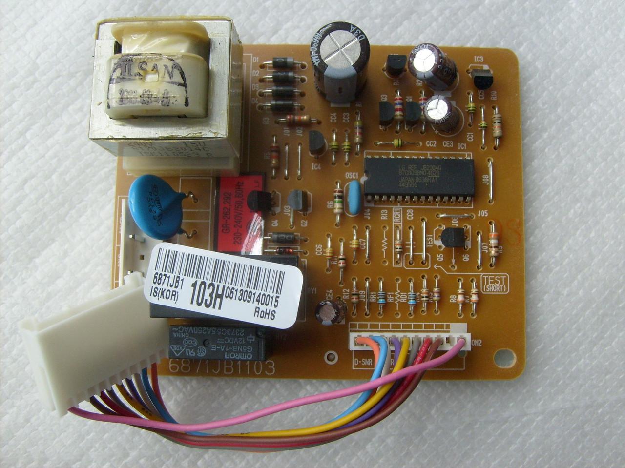 Модуль управления LG GR-292SQ 6871JB1103H