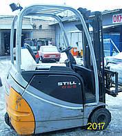 Аренда электропогрузчика Still RX20-15