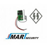 Трансмиттер радиоканальный для подключения проводных датчиков SMART SECURITY SS-TR433