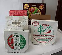 Коробки для пиццы из гофро-картона