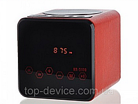 Портативный  медиаплеер со спикером /TF/USB /FM KR-5100, фото 1