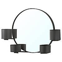 SÄLLSKAP Зеркало, черный
