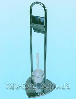 Набір для туалету BS-1160 (утримувач для паперу, йоржик)