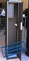 Сейф Оружейный СО 1320/2Т для хранения Двух Ружей высотой до 1300 мм с отделением для патронов