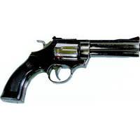 Зажигалка револьвер на подставке