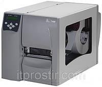 Коммерческий принтер этикеток Zebra S4M 200dpi, термо
