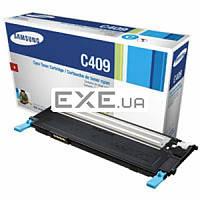 Картридж Samsung CLP-310/ 315/ CLX-3170/ 3175 / Cyan (CLT-C409S) (CLT-C409S/SEE)