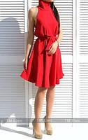 Красивое женское стильное платье
