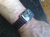 Ремешок из кожи ИГУАНЫ для часов Baume & Mercier