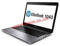 Ноутбук HP EliteBook 1040 14.0FHD AG/ Intel i7-6500/ 8/ 256F/ HD520/ BT/ WiFi/ W7Pro/ W10P (V1B07EA)