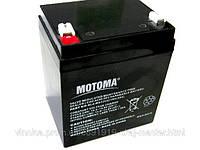 Аккумулятор MOTOMA 12В 4А/ч