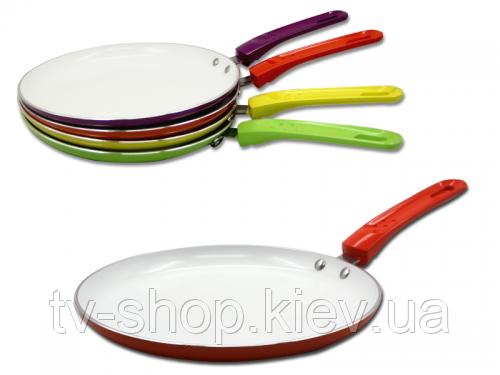 Сковорода с керам.покрытием для блинов (23 см) Toscana