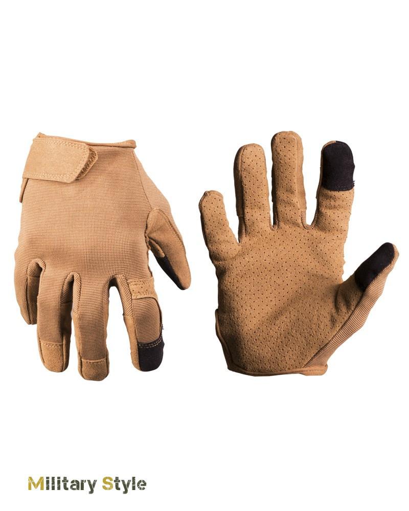 Боевые сенсорные перчатки (Dark Coyote)