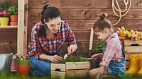 Помощь по дому - прекрасный метод раннего развития ребенка