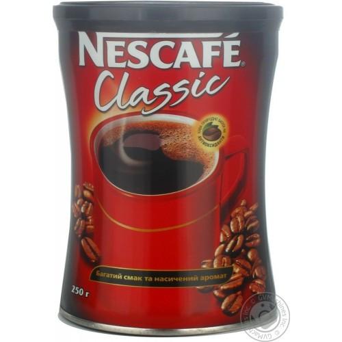 Растворимый кофе Nescafe ж/б 250 гр