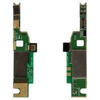 Шлейф для мобильного телефона Sony E2312 Xperia M4 Aqua Dual, с микрофоном, плата антенны