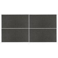 Комплект для сборки LED-дисплея для рекламы (RGB, 640 × 320 мм, контроллер, блок питания)