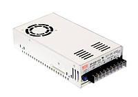 Блок питания Mean Well SP-320-12 В корпусе с ККМ 300 Вт, 12 В, 25 А (AC/DC Преобразователь)