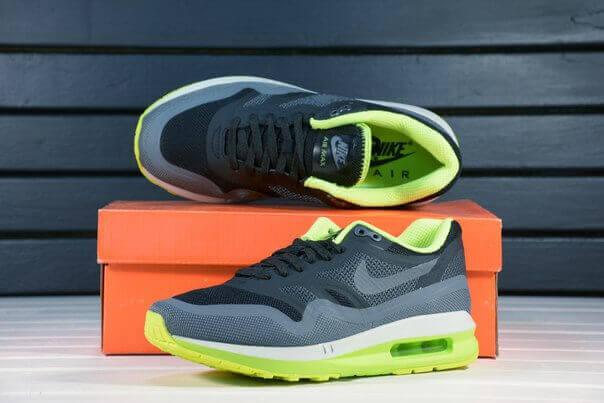Nike Air Max 1 Lunar Grey Yellow
