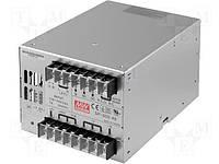 Блок питания Mean Well SP-500-12 В корпусе с ККМ 480 Вт, 12 В, 40 А (AC/DC Преобразователь)
