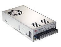 Блок питания Mean Well SPV-300-24 В корпусе с ККМ 300 Вт, 24 В, 12.5 А (AC/DC Преобразователь)