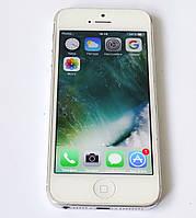 Apple iphone 5 32GB Silver Оригинал!