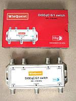 Коммутатор DISEqC 6/1 внутр. WinQuest GD-61A