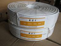 Кабель коаксиальный  RCI   RG6U-48W   ( 100м )