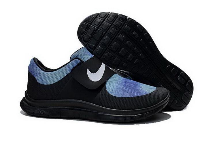 Кроссовки Nike Free Run Sock Fly Black Blue