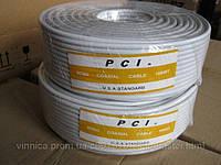 Кабель коаксиальный  PCI   RG6U  ( 100 м )
