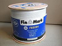 Кабель коаксиальный FinMark F 660BV  White (305м)