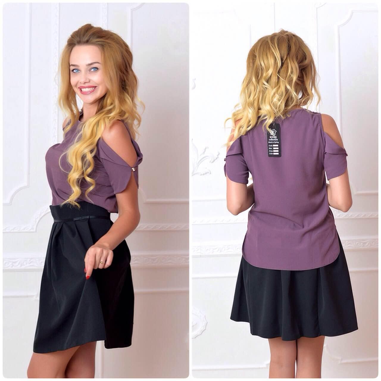 Блузка женская, модель 901, фреза