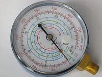 Манометр низкого давления RG2470L-68  ( R-22, 134А, 410А, 404A  )
