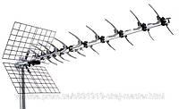 Внешняя антенна для эфирного цифрового телевидения стандарта DVB-T2 UHF-43EL