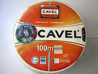 Кабель коаксиальный  CAVEL SAT 703B ( 100 м )