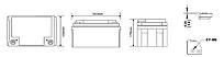 Аккумулятор EverExceed DP-1270