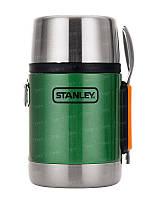 Термос Stanley Adventure пищевой 0,5л. с ложкой