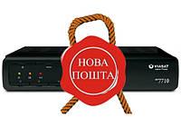 """Тюнер почтой Viasat, пакет каналов """"Домашний"""""""