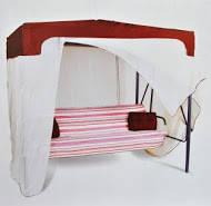 Качели Arno. Мебель пластиковая, садовая
