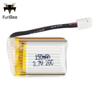 Аккумулятор квадрокоптера JJRC H36 Mini/F36 3.7V 150mAh 20C