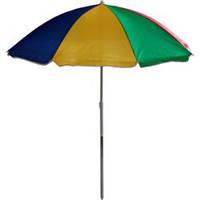 Зонт пляжный диаметр 2,4 м, фото 1